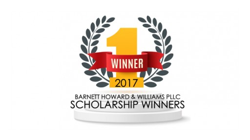 Winners of the Annual BHW Military Veteran Law Student and Military Dependent Scholarships